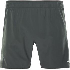 Mizuno Alpha 5.5 Hardloop Shorts Heren grijs/zwart